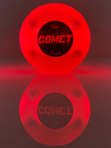 BACKORDER - The Comet ICE Puck (Red)