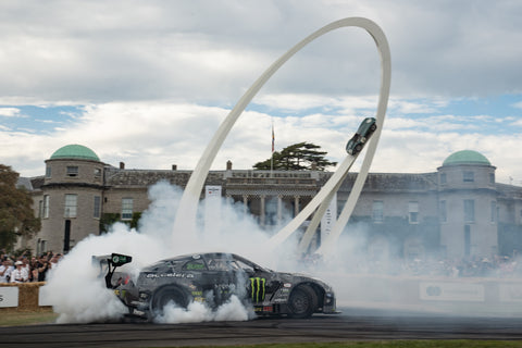 Goodwood Festival of Speed Accelera Tires