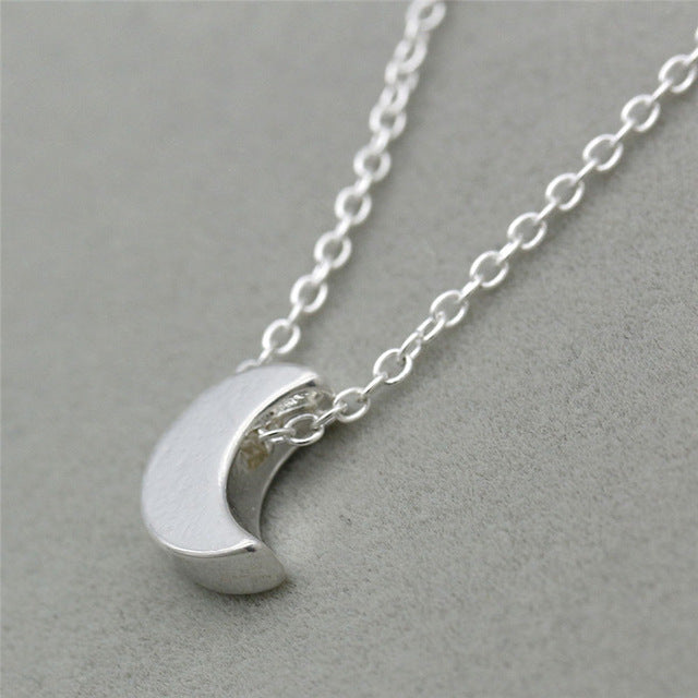 """Crescent"" Moon Necklace"
