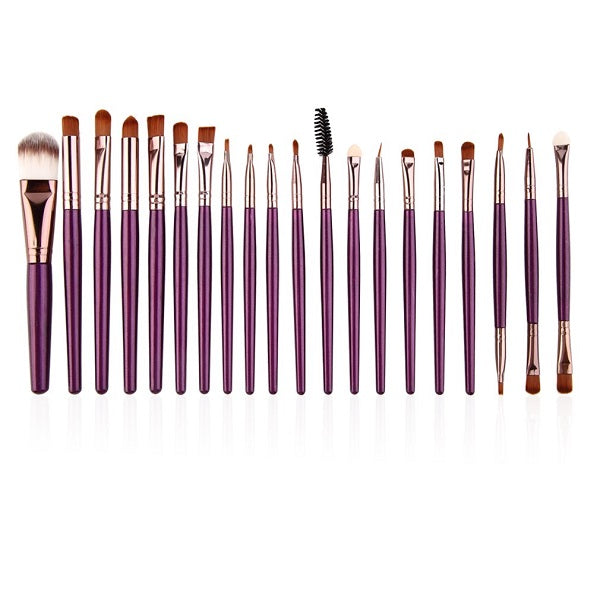 Pro 20 PCS Brush Set