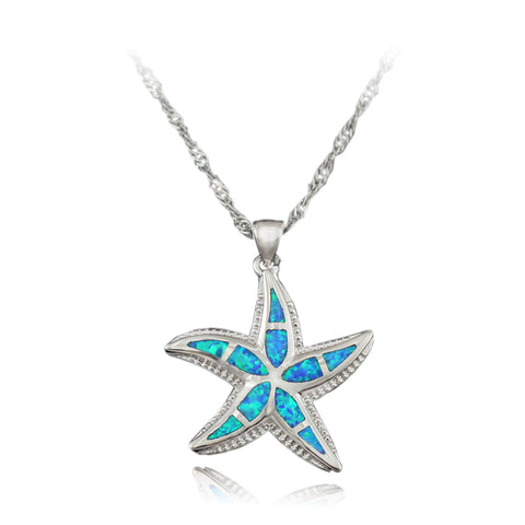 """Cielo"" Star Necklace"