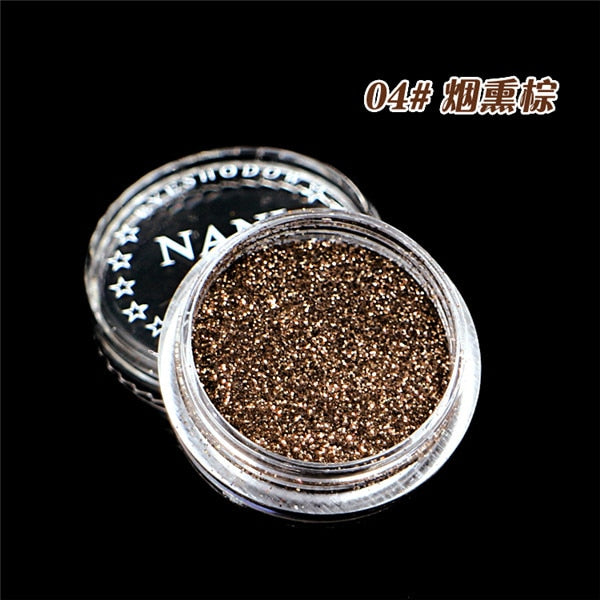 Monochrome Shimmery Glitter (24 Colors)