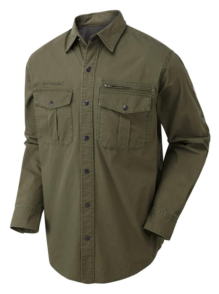 ShooterKing Forest Shirt   Green