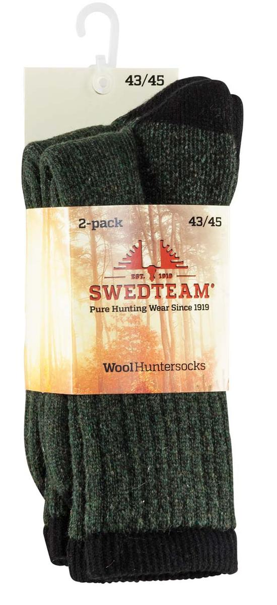 SwedTeam Hunter socks 2-pack