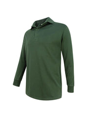 Hoggs of Fife Premium Rugby Shirts (Long Sleeve) Green