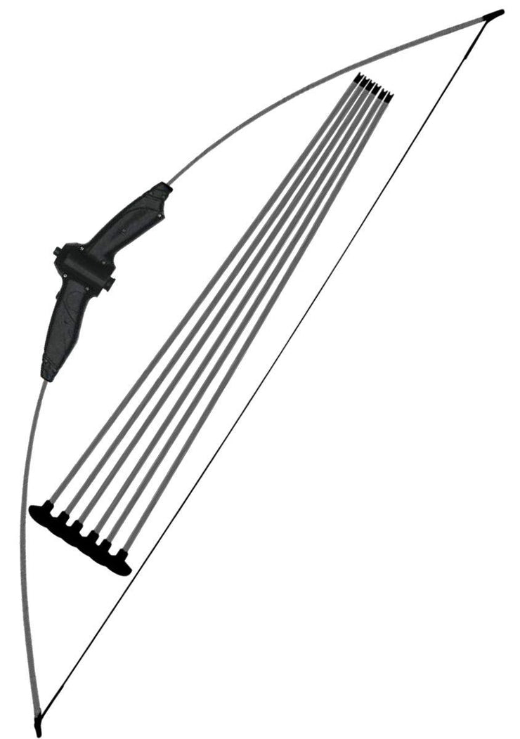 Petron Stealth Archery Set with 6 Arrows