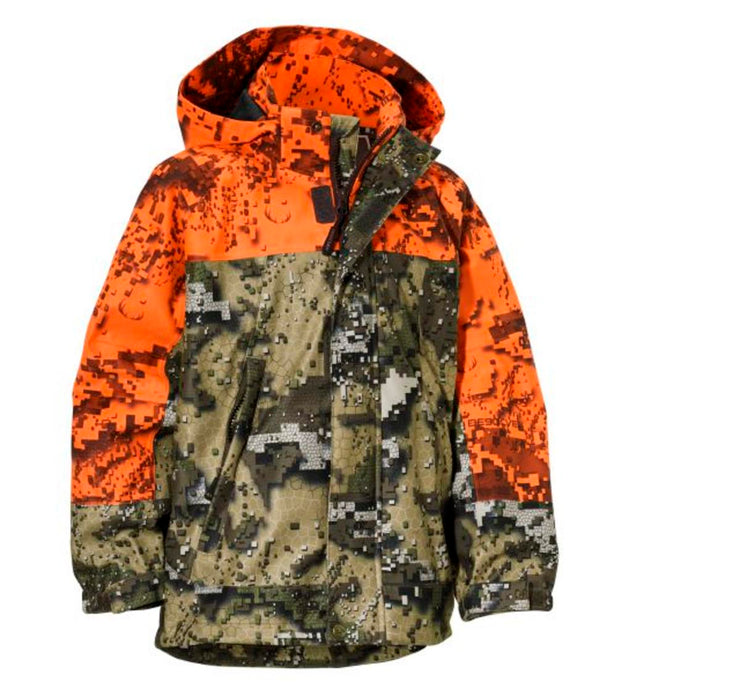 SwedTeam Ridge JR Jacket - Desolve Fire/Veil