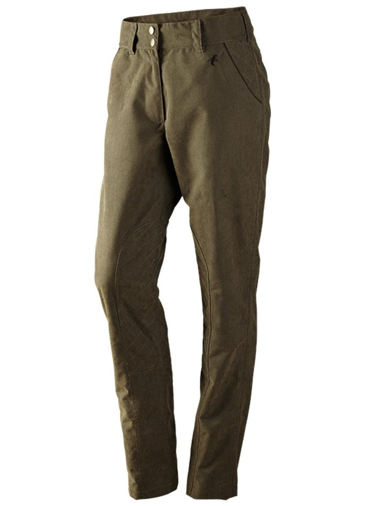 Seeland Woodcock Lady trousers Shaded olive