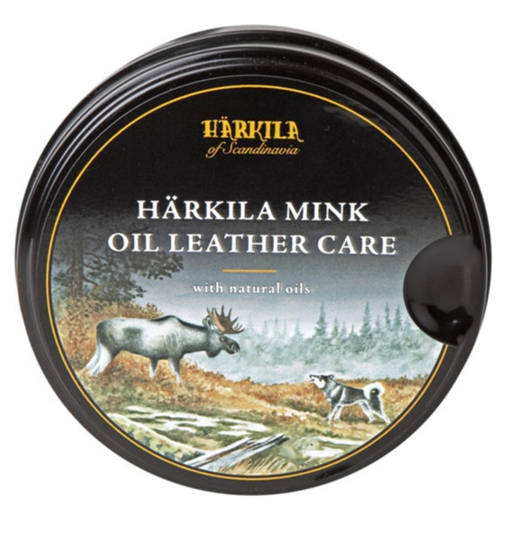 Harkila Mink oil leather care Neutral 170 ml