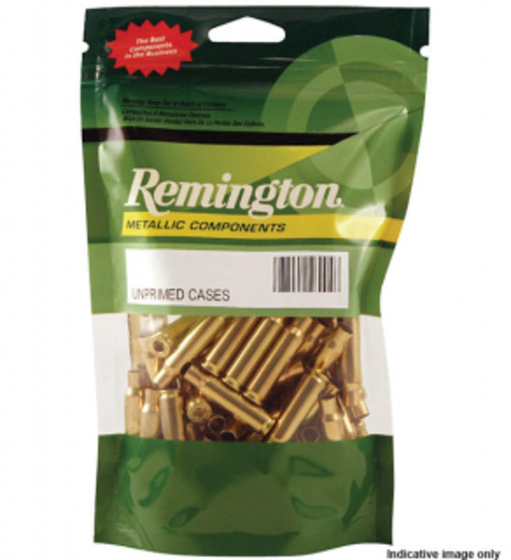 Remington .243 Win Unprimed Brass (50pk)