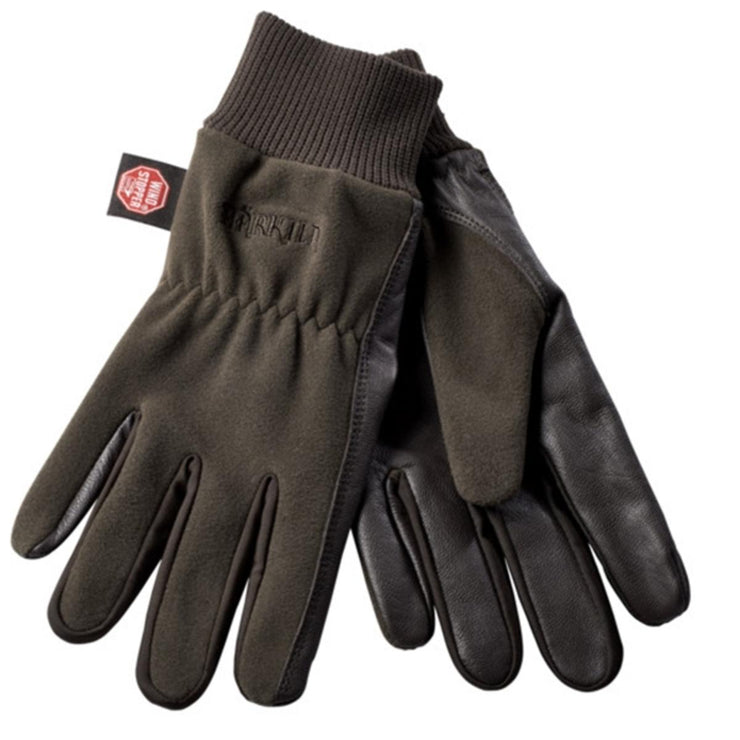 Harkila Pro Shooter gloves Shadow brown
