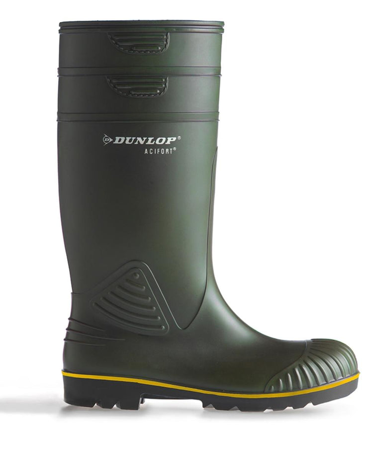 Hoggs of Fife Dunlop B440631 Acifort Heavy Duty Green