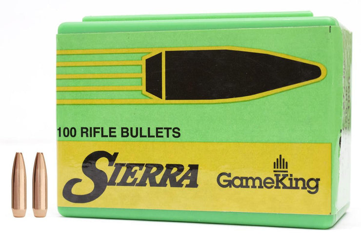 Sierra .270 Gameking Bullets (.277) 140gr HPBT (100pk)