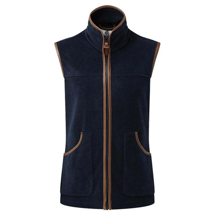 ShooterKing Performance Fleece Gilet Ladies   Navy