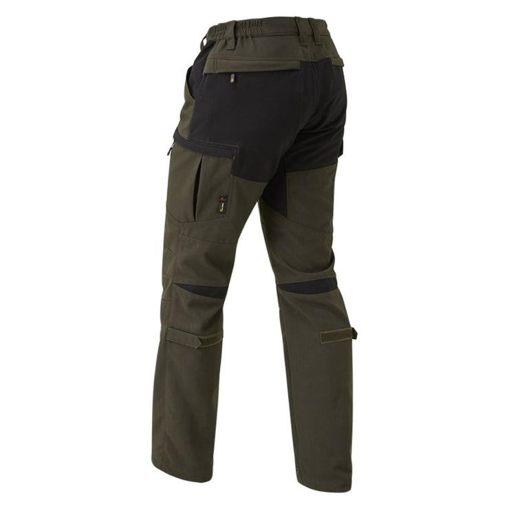 ShooterKing Active Lite Cordura Trousers   Brown Olive/Black