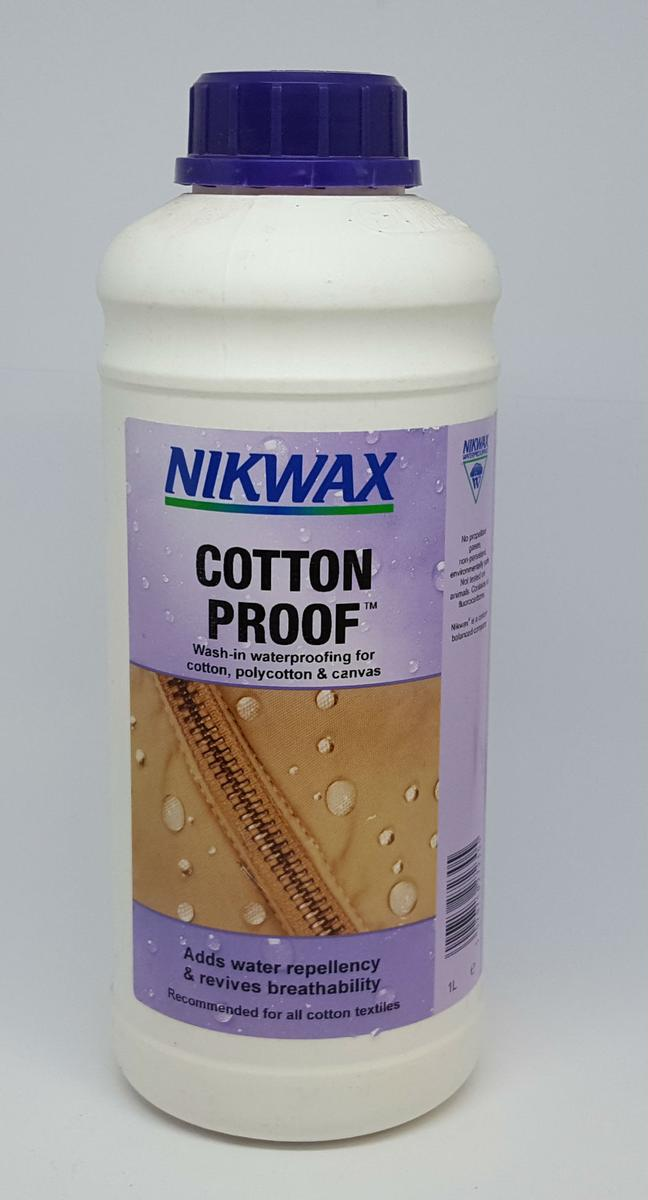 Nikwax Cotton Proof (wash in) 1Litre