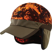 ShooterKing Huntflex Reversible Cap Brown Olive/Blaze