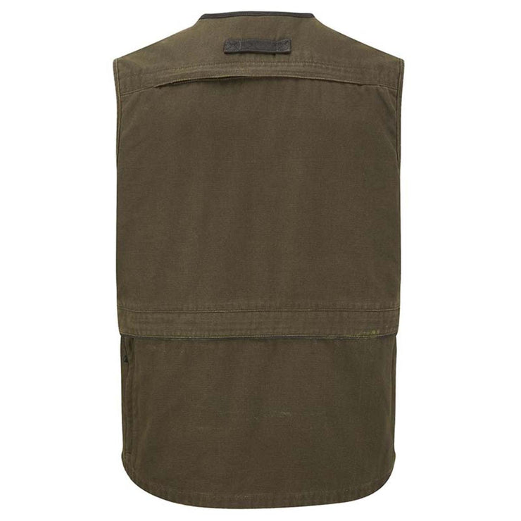 ShooterKing Bush Vest Brown