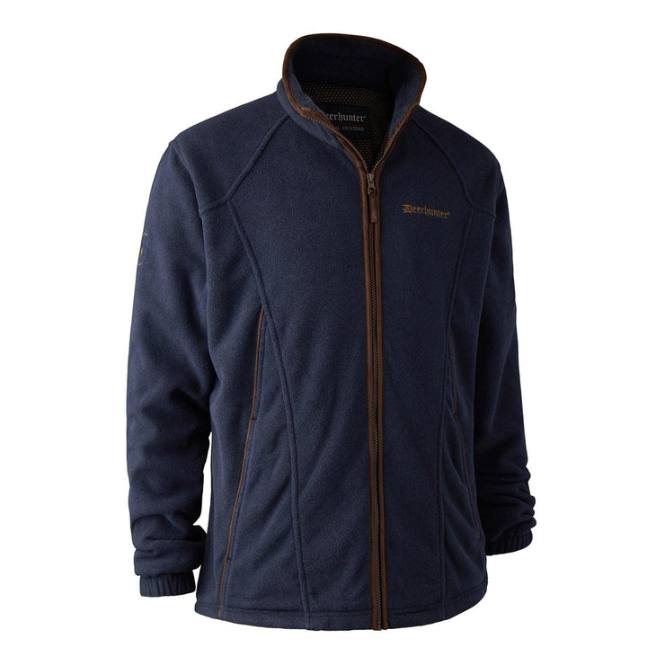 Deerhunter Wingshooter Fleece w. Membrane - Graphite blue
