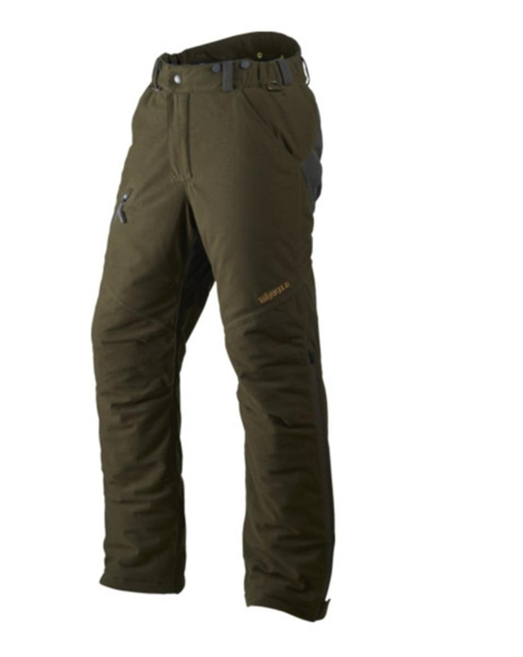 Harkila Norfell Insulated trousers Willow green