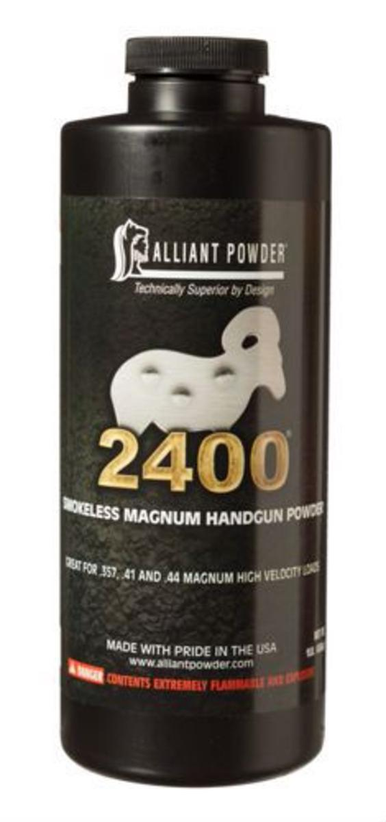 Alliant  2400 Magnum Handgun Powder 1lb (454g)