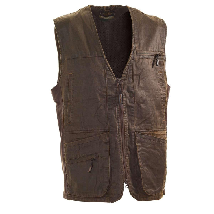SwedTeam Wolverine M Vest Brown