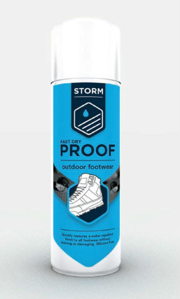 Storm Proofer Fast Dry Spray On 300ml