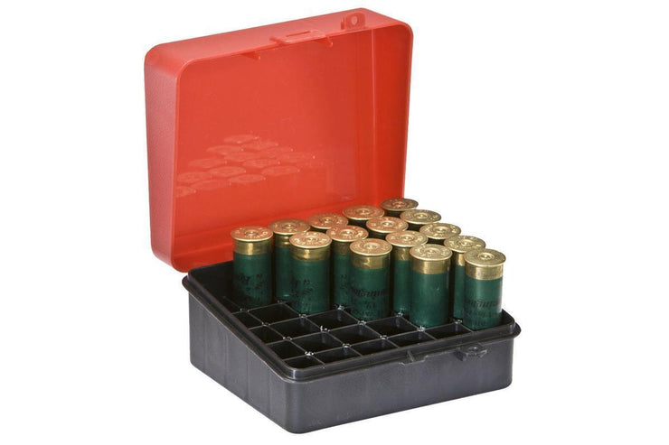 Plano 25-Round Cartridge Box Small 12-16G