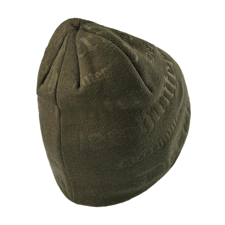 Deerhunter Embossed logo hat - Tarmac green