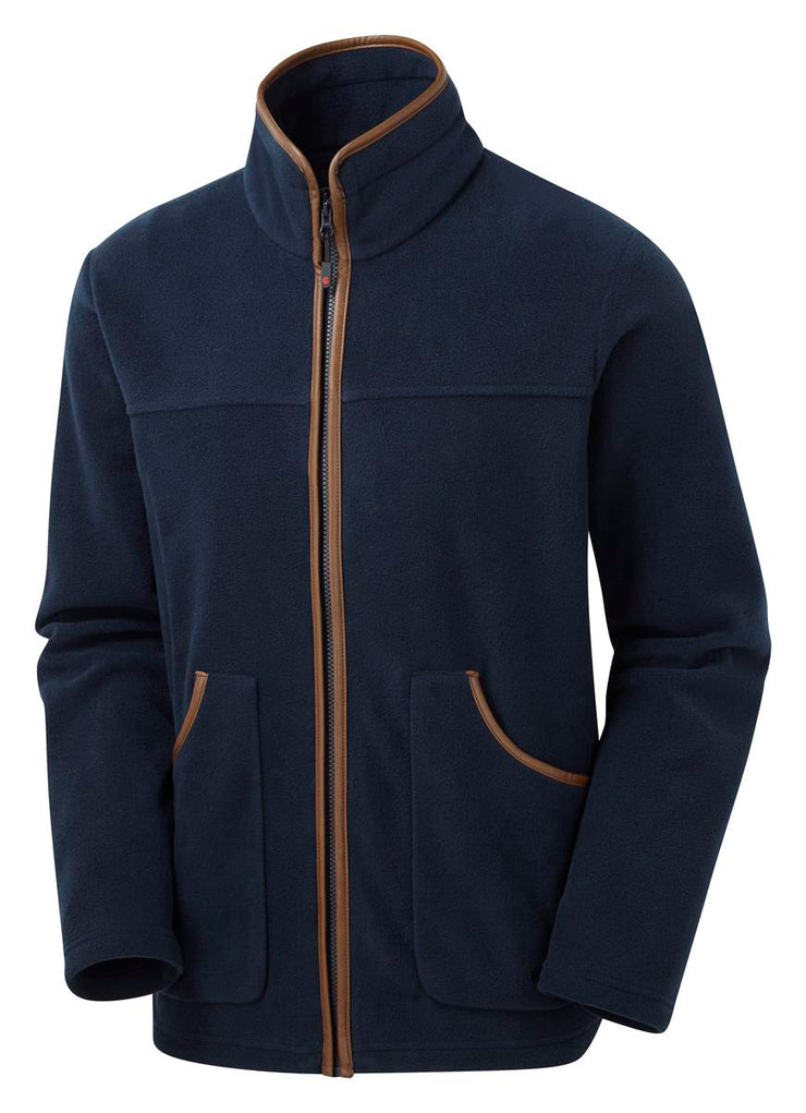 ShooterKing Performance Fleece Jacket   Navy