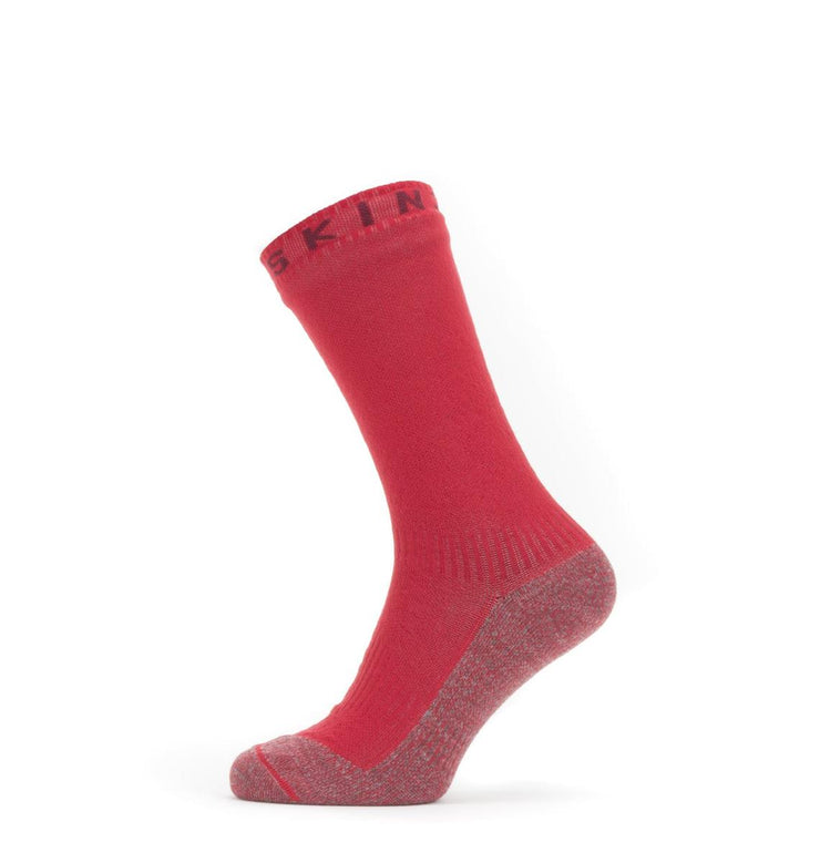 Seal Skinz Waterproof Warm Weather Soft Touch Mid Length Sock