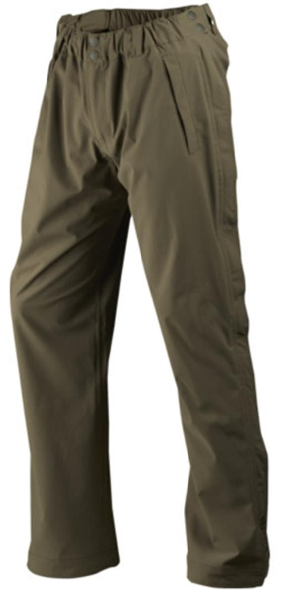 Harkila  Orton packable overtrousers  Willow green