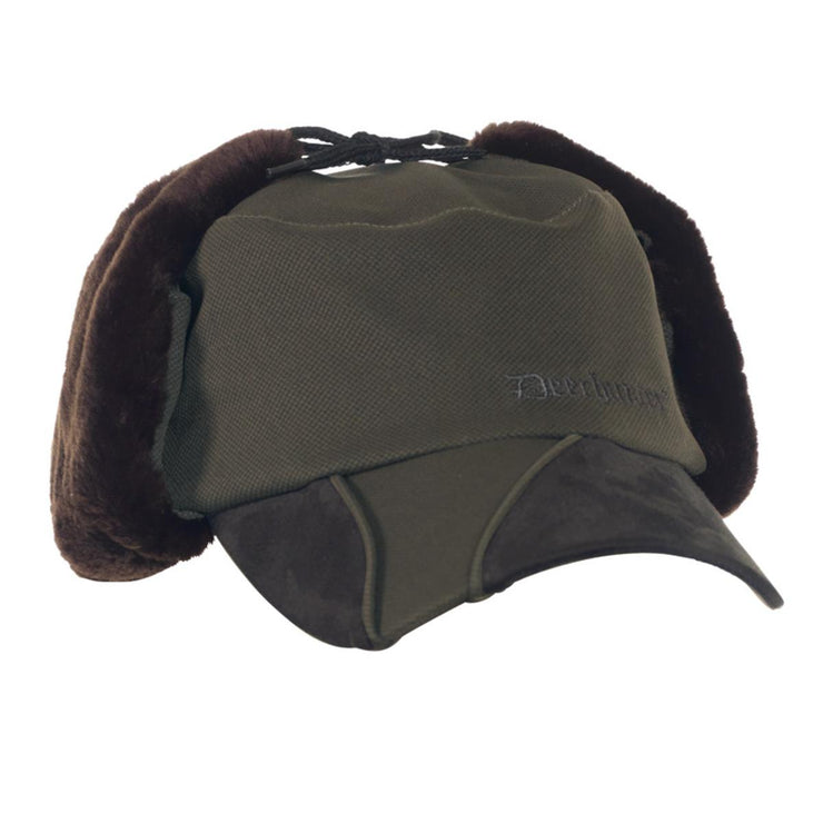 Deerhunter Muflon Winter Hat Green