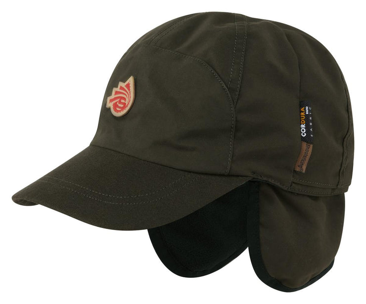 ShooterKing Hardwoods Cap Dark Olive