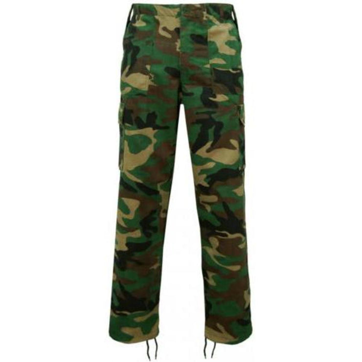 Game Men's Game Cargo Trousers Woodland