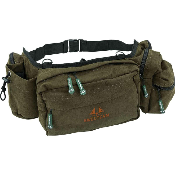 SwedTeam Waist Bag Green