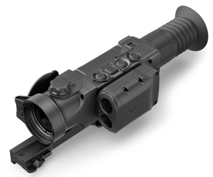 Pulsar Trail XP50 LRF Thermal Imagin Weapon Scope with Range Finder