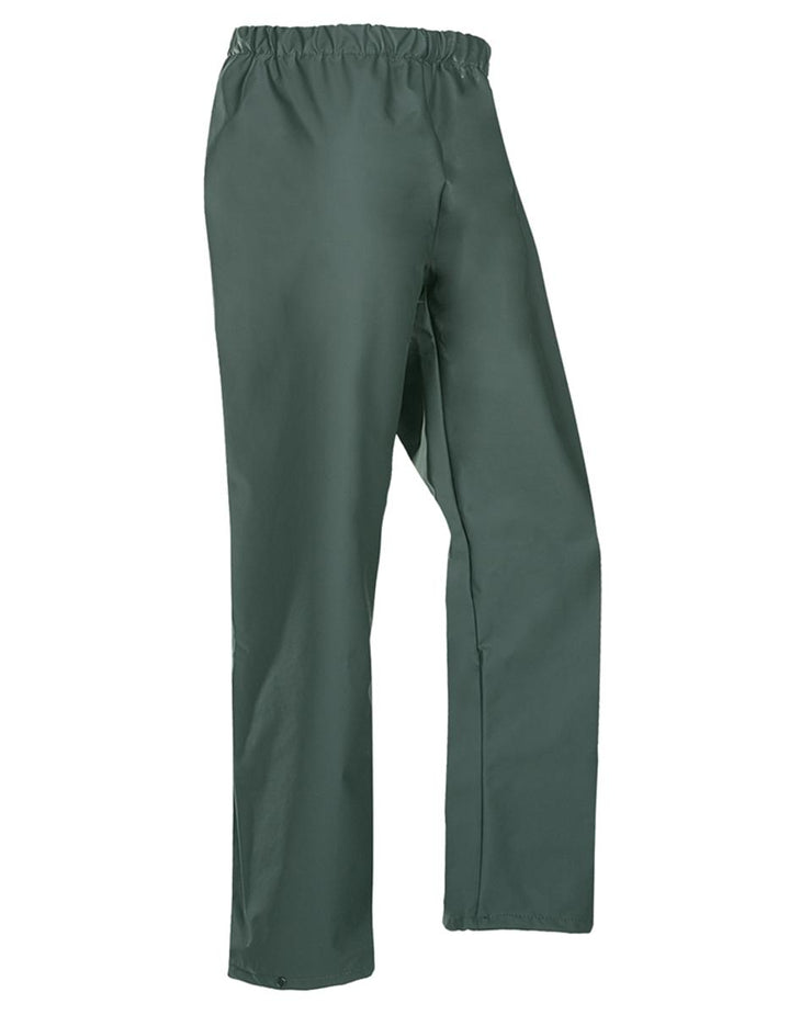 Hoggs of Fife Flexothane 4500 Overtrousers Green