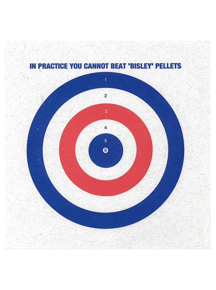 Bisley 25 Coloured Targets Grade 1