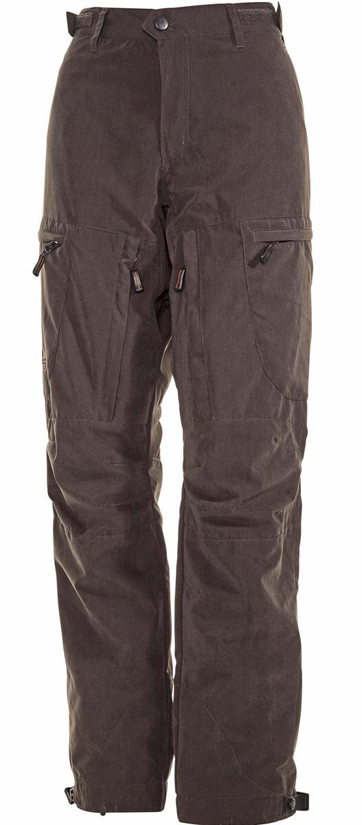 SwedTeam Trousers Hamra Lady Brown
