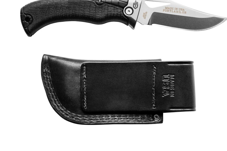 Gerber Gator Premium Sheath Folder Clip Point