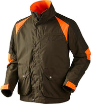 Seeland Herculean jacket Grizzly brown