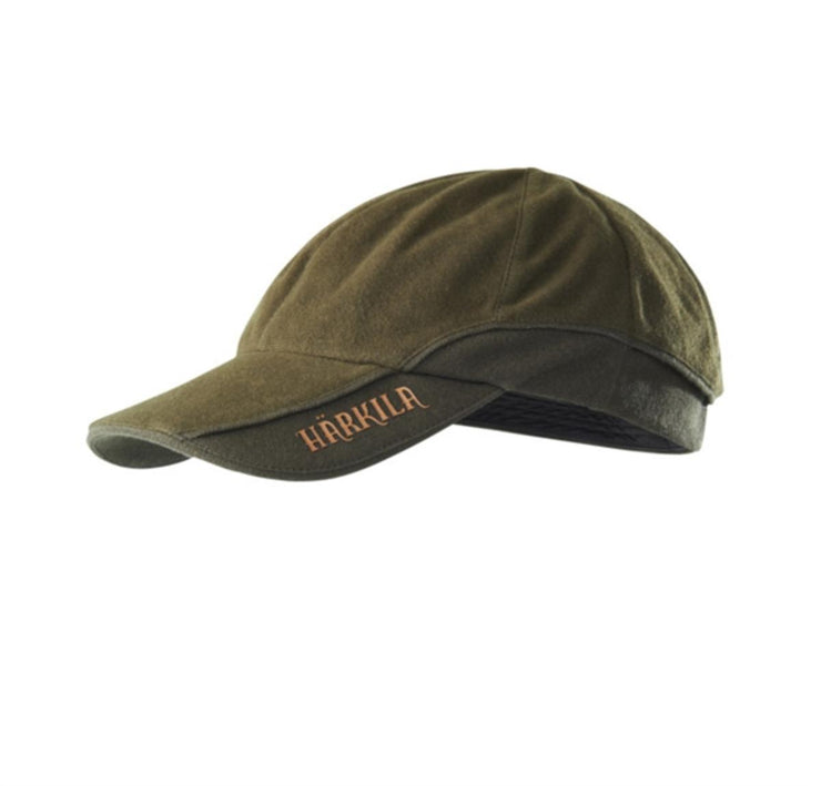 Harkila Norfell HWS cap Willow green