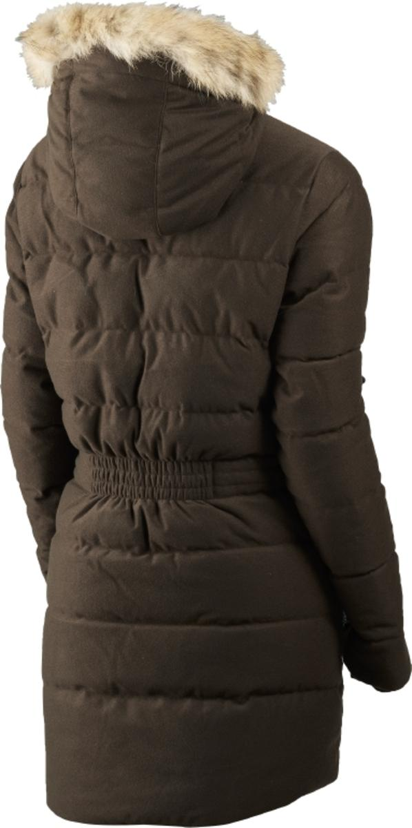 Harkila Expedition Lady down jacket Shadow brown