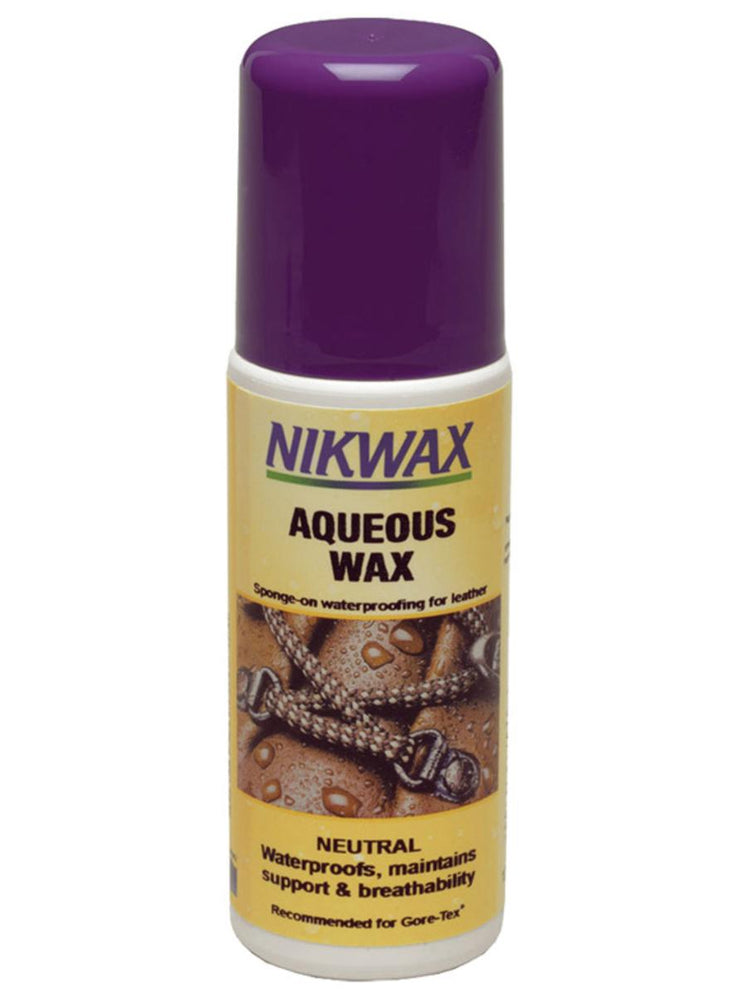 Nikwax Waterproofing Wax for Leather (Liquid) 125ml