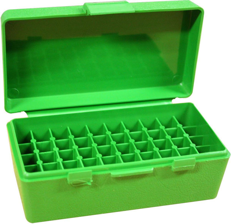 MTM P50-45 Flip-Top ammo Box 50 Round 40 10mm 45