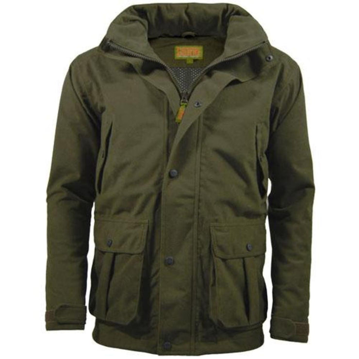 Game EN207 Stealth Jacket Hunters Green