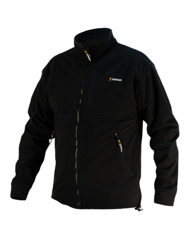 Swazi Caribou Jacket - Black