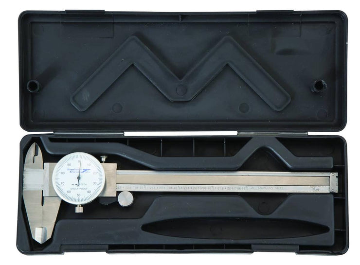 Frankford Frankford Arsenal Stainless Steel Dial Caliper