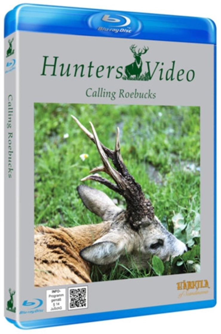 "Hunters Video Blu-Ray ""Calling Roebucks"""